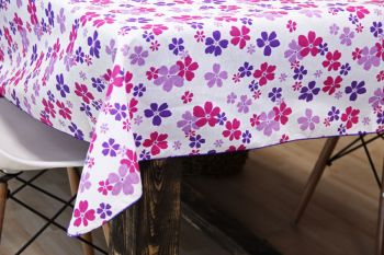 Mantel flowers 1,50 x 2,50 Mts