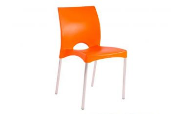 Silla Boston Naranja
