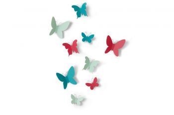 Set Mariposa Color x 9