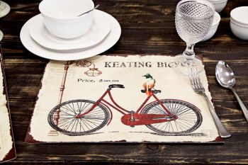 Individual keating Bicycle